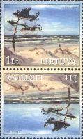 Прибалтийские ландшафты, тет-беш; 1.0 Лит x 2