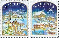Рождество'03 и Новый Год, 2м; 1.0, 1.70 Литa