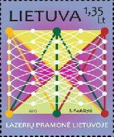 Лазерная промышленность в Литве, 1м; 1.35 Лита