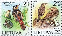 Красная книга, Птицы, 2м; 2.15, 2.90 Лита