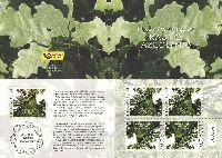 Дубовая роща в Каунасе, Буклет 4м; 0.87 Евро х 4