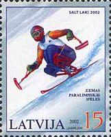 Парaлимпийские игры в Солт-Лейк-Сити'02, 1м; 15c