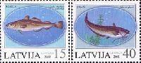 Фауна, Рыбы, 2м; 15, 40c