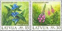 Охраняемые растения, 2м; 15, 30c