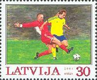 Кубок Европы по футболу, Португалия'04, 1м; 30с