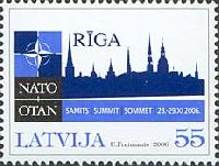 Саммит НАТО в Риге, 1м; 55с