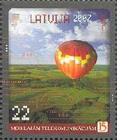 Мобильная связи в Латвии, 1м; 22с