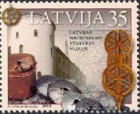 Национальный музей Латвии, 1м; 35с