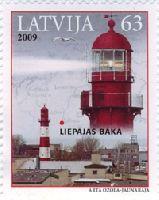 Лиепайский маяк, 1м; 63с
