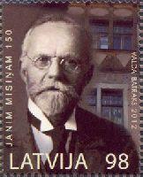 Библиотекарь Янис Мисиньш, 1м; 98с
