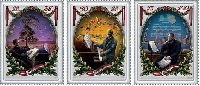 100-летие Независимости Латвии, 3м; 35, 60, 100с