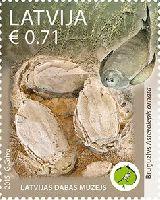 Латвийский музей природоведения, 1м; 0.71 Евро