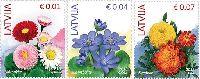 Стандарты, Цветы, 3м; 0.01, 0.04. 0.07 Евро