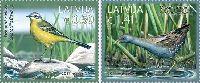 Фауна, Птицы, 2м; 0.50, 1.41 Евро