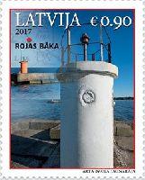 Roya Lighthouse, 1v; 0.90 EUR