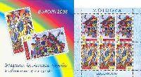ЕВРОПА'06, буклет из 3 серий