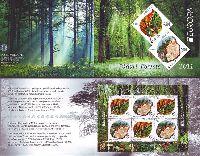 ЕВРОПА'11, буклет из 3 серий