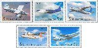 Самолеты ОКБ О.К.Антонова, 5м; 5.60 руб х 5