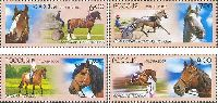 Спортивные лошади, 4м; 6.0, 7.0, 7.0, 8.0 руб