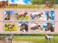 Спортивные лошади, М/Л из 4м; 6.0, 7.0, 7.0, 8.0 руб