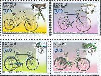 Велосипеды, 4м; 7.0 руб x 4