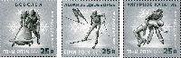 Зимние Олимпийские игры в Сочи, Виды спорта, 3м; 25.0 руб х 3