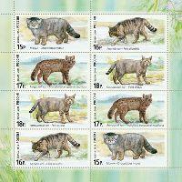 Фауна России. Дикие кошки, М/Л из 2 серий
