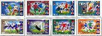 Чемпионат Мира по футболу, Россия'18, Команды-участники, 8м; 40.0 руб х 8