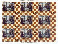 Чемпионат Мира по Шахматам, 1999, М/Л из 9м; 1.50 руб х 9