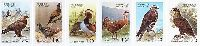 Фауна, Птицы Азии, 6м беззубцовые; 1.0, 1.10, 1.20, 1.30, 1.40, 1.60 C