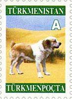 "Стандарт, Собака, самоклейка, 1м; ""A"""