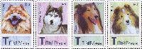 "Фауна, Собаки, 4м; ""Т"" х 4"