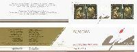 ЕВРОПА'03, буклет из 2 серий и купона