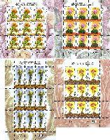 Флора, Кактусы, 4 М/Л из 9 серий