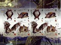 WWF, Летучие мыши, М/Л из 2 серий