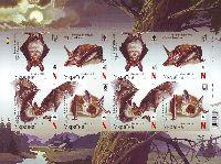 WWF, Летучие мыши, беззубцовый М/Л из 2 серий